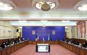 دغدغه های اعضای فراکسیون زنان مجلس و پاسخ های رئیس دستگاه قضاء