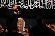 تصاویر/ مراسم عزاداری شهادت حضرت رقیه(س) در یزد