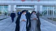 رئیس سازمان اوقاف و امور خیریه کشور وارد آذربایجانشرقی شد