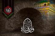 الخامس من صفر السيّدة رقيّة بنت الإمام الحسين (عليهما السلام) تفارق الحياة على رأسه المقدّس