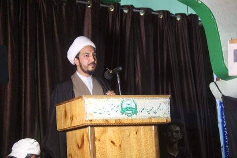 حجۃ الاسلام شیخ ناظر مہدی محمدی