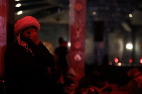 مراسم عزاداری شهادت حضرت رقیه(س) در یزد از نگاه دوربین