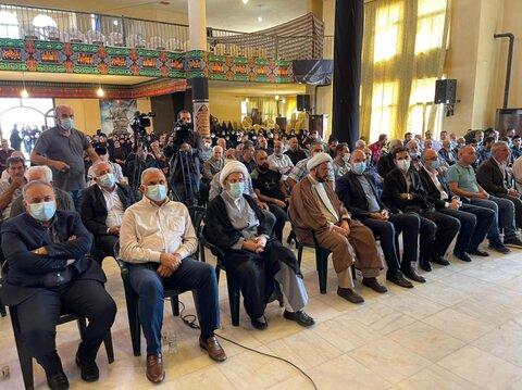 شیخ محمد یزبک رئیس هیئت شرعی حزب الله لبنان
