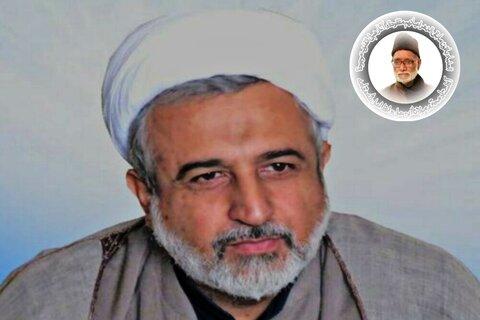 حجۃ الاسلام و المسلمین آقای رضا شاکری