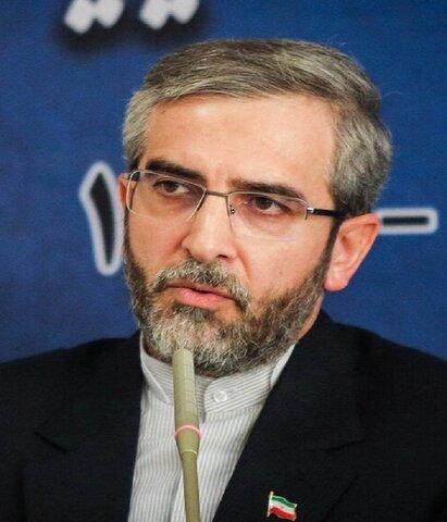 علی باقری معاون سیاسی وزیر خارجه