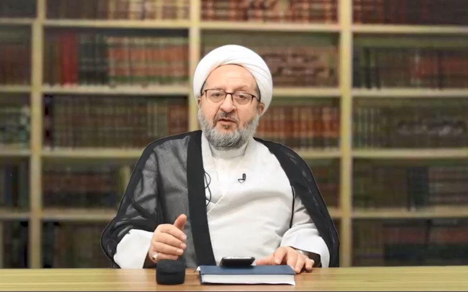 فیلم | درس اخلاق حجتالاسلام والمسلمین عمومی با موضوع حکمت ۸۹ نهج البلاغه