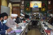 نشست رؤسای ادارات تبلیغات اسلامی بوشهر برگزار شد