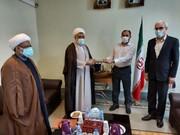 رئیس جدید اداره اوقاف و امورخیریه بوشهر معرفی شد