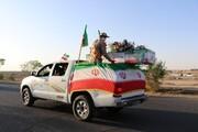 پیکر شهید حاج محمدسنایی نوش آبادی در کاشان تشییع شد