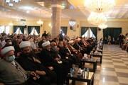 برگزاری مراسم ختم آیتالله قبلان با حضور علمای لبنان