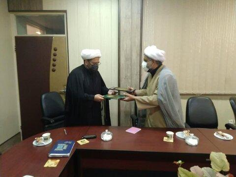 امضای تفاهم نامه در سیستان بلوچستان