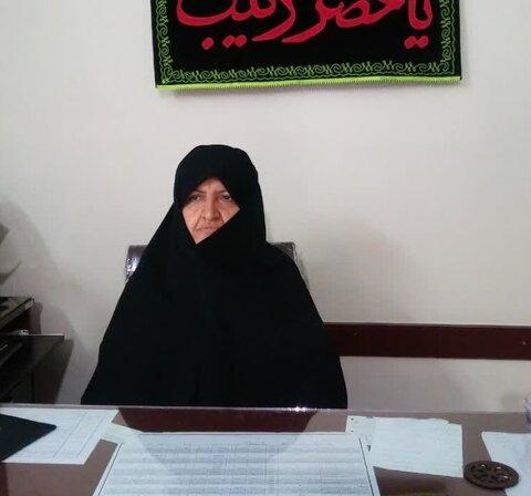 افتتاحیه سال تحصیلی مدارس علمیه خواهران گلستان