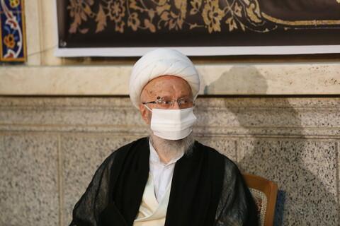 تصاویر / مراسم بزرگداشت برادر آیت الله العظمی مکارم شیرازی