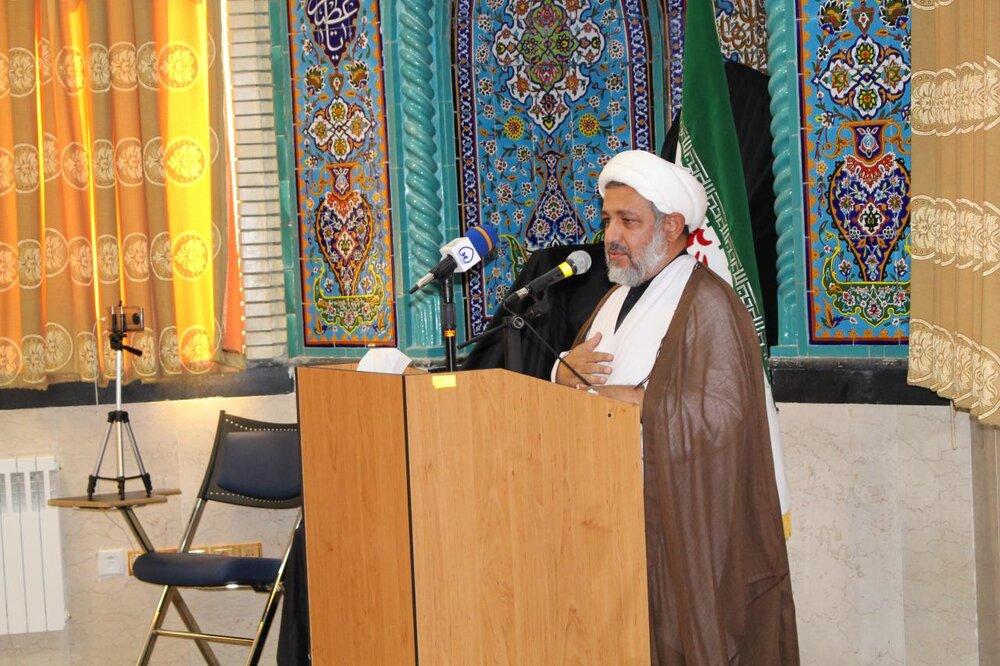 آیین افتتاحیه سال تحصیلی جدید حوزه های علمیه استان ایلام