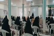 طلاب جدید مدرسه علمیه حضرت زینب کبری(س) یزد، سال تحصیلی را آغاز کردند