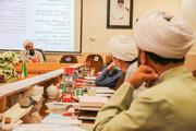 تصاویر/ کارگاه آموزشی تربیت مشاور استعدادیابی طلاب حوزه علیه اصفهان