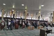 تصاویر/  مراسم آغاز سال تحصیلی جدید حوزه های علمیه برادران و خواهران زاهدان