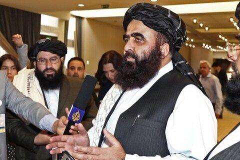 امیرخان متقی وزیر خارجه طالبان