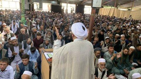 نماز جمعه شیعیان افغانستان
