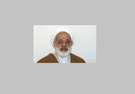 تسلیت مدیر مدرسه علمیه معصومیه در پی درگذشت حجت الاسلام درخشان پور