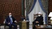 """फ़िलिस्तीन """"अलअज़हर और मुसलमानों"""" का पहला मसला है, शेख़ुल अज़हर"""