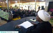 নাইজেরিয়ায় ইমাম হাসান মুজতবা (আ:) - এর শাহাদাত উপলক্ষে শোক অনুষ্ঠান + ছবি
