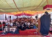 اربعین روز اعلام شکست تفکر یزیدی در پاکستان خواهد بود