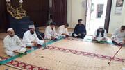 تنظیم المکاتب میں قرآن خوانی اور مجلس ترحیم کا انعقاد
