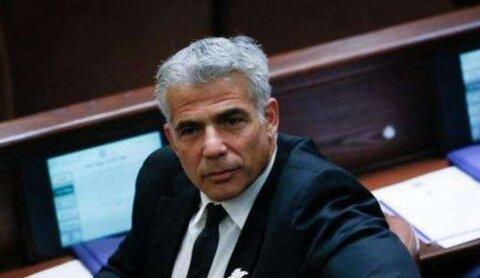 وزير خارجية الإحتلال