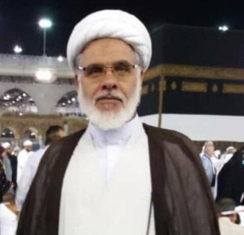 محمد حسین دشتی نجفی