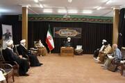تصاویر / برگزاری شورای حوزه استان همدان