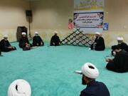 تشکیل ستاد هفته دفاع مقدس و اربعین حسینی توسط ائمه جماعات مساجد شهرستان هویزه