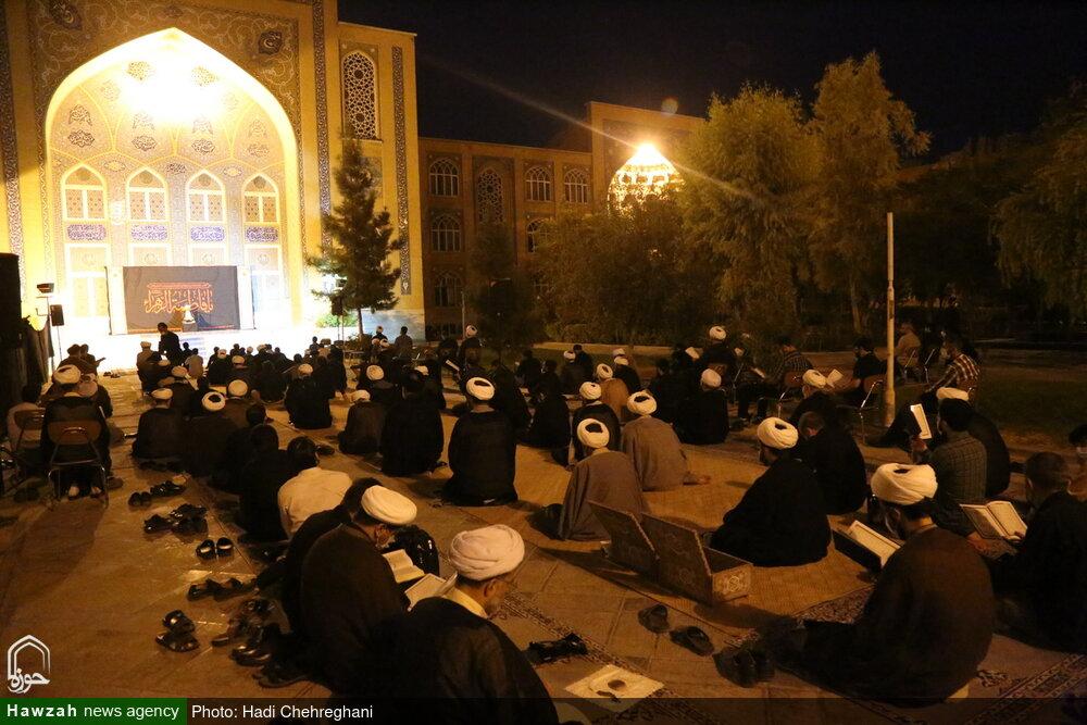 تصاویر / مراسم بزرگداشت مرحوم حجت الاسلام والمسلمین درخشان پور در مدرسه علمیه معصومیه