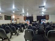 نشست همافزایی معاون تبلیغ حوزه با قبولشدگان آزمون مدرسین طرح امین دزفول + عکس