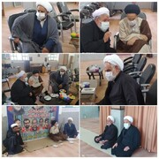 جلسه قرارگاه فرهنگی ائمه جمعه شهرستان های شرق اصفهان برگزار شد