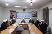 تصاویر/ برنامه های نمایندگان دفتر امور اجتماعی و سیاسی حوزه های علمیه در زنجان