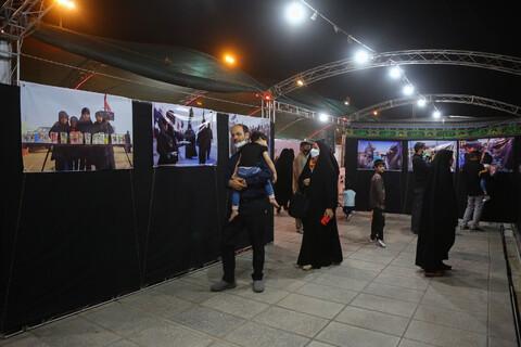 برپایی نمایشگاه اربعین حسینی در حرم حضرت معصومه (س)