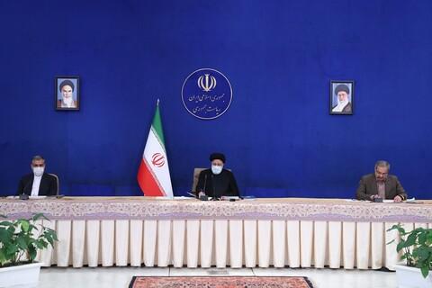 تصاویر/ جلسه شورای عالی آموزش و پرورش با حضور رئیس جمهور