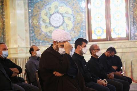 تصاویر / مراسم تشییع پیکر مرحوم آیت الله میرفخرالدین موسوی ننه کران