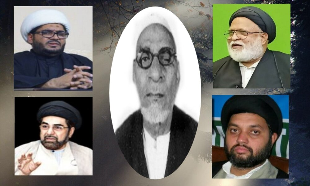 روحانیون هند درگذشت حجتالاسلام والمسلمین سید بیدار حسین حسینی را تسلیت گفتند