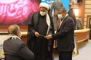 تصاویر / مراسم تجلیل و تکریم از پیشکسوتان دفاع مقدس استان همدان