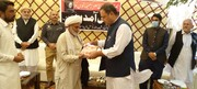 ملک پاکستان میں امن و بھائی چارے کی فضاء کو برقرار رکھتے ہوئے اربعین حسینی اور میلاد النبی منائیں گے، علامہ محمد رمضان توقیر
