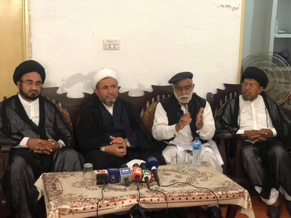 علمای شیعه پاکستان نسبت به کاهش سهمیه اربعین ابراز نگرانی کردند