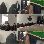 «عبدلی» مدیر مدرسه علمیه خواهران شاهین دژ شد