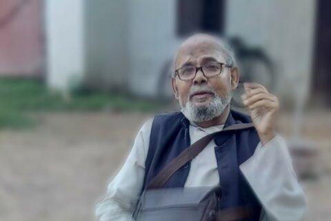 مولانا ناظم حسین غازیپوری