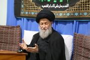 دشمنوں کی سازشوں سے ہمیشہ ہوشیار رہیں، آیۃ اللہ العظمی علوی گرگانی