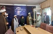 تصاویر/ آیین تجلیل از پیشکسوتان روحانی عرصه جهاد و مقاومت استان ایلام