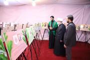 معرضٌ قرآنيّ على طريق الزائرين