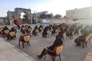 تصاویر/ مراسم گرامیداشت شهدای گمنام ارومیه