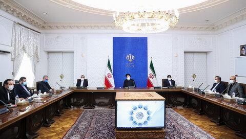 جلسه کمیتههای تخصصی ستاد ملی مقابله با کرونا